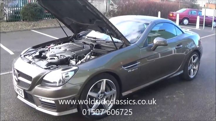 2012 Mercedes SLK 55 AMG 2dr Roadster For Sale in Louth Lincolnshire For further details see our sister company's website: http://www.thompsonandsmith.co.uk/mercedes-slk-slk-55-amg-2dr-roadster-auto-one-owner-in-louth-6122630