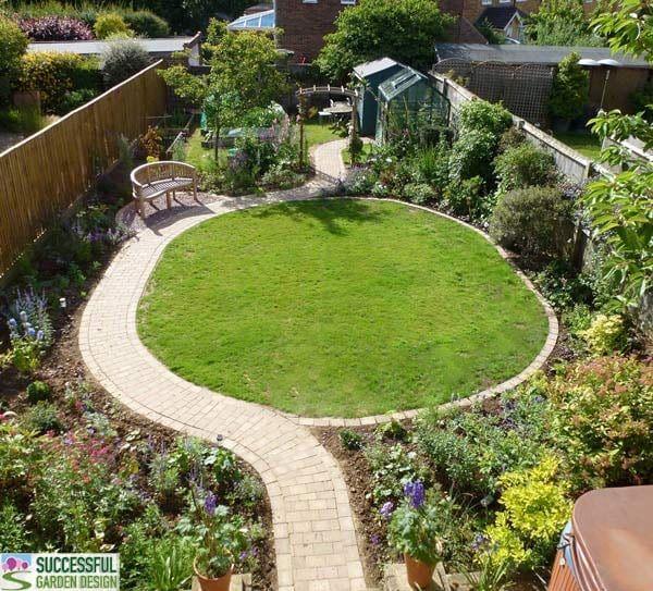 Gartentransformation Ggf Design Student Sam Cowen Garden Design Design Student Design