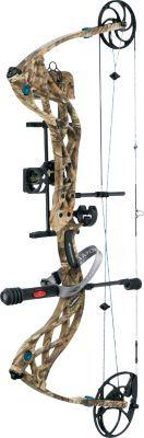 Diamond Archery Carbon Cure R.A.K™ Camo Compound-Bow Package