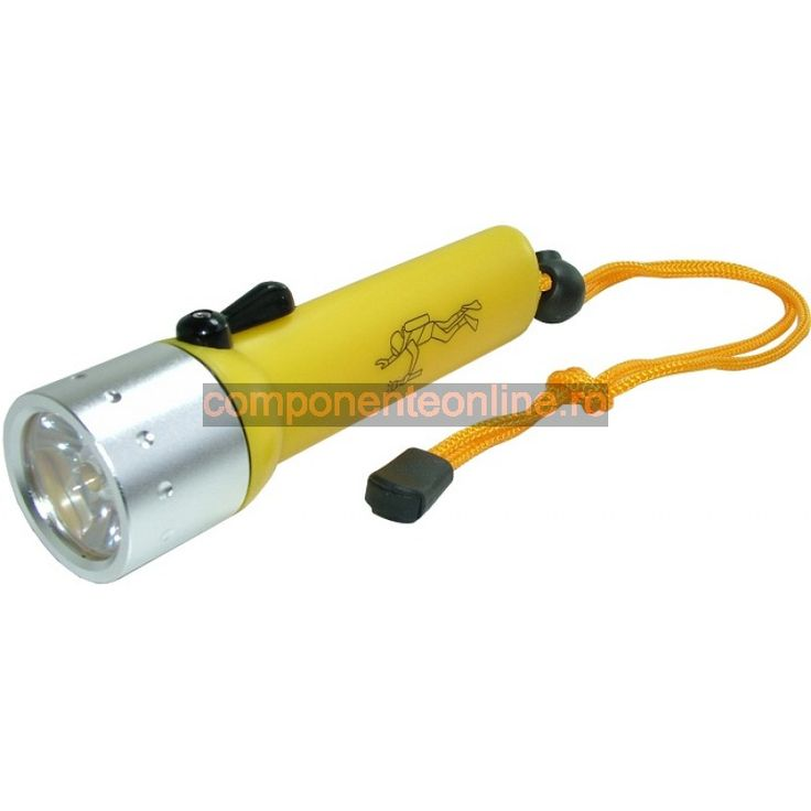 Lanterna submersibila, cu LED - 113357