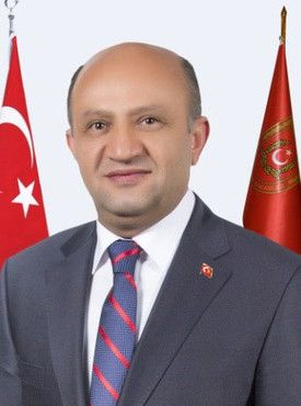 TURKEY: Fikri Işık.  Since May 24, 2016.