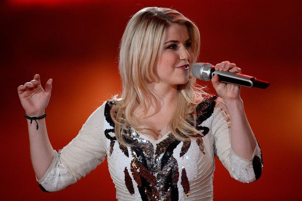 Beatrice Egli Photos - DSDS-Winner Beatrice Egli performs during the 7th Show of 'Let's Dance' at Coloneum on May 17, 2013 in Cologne, Germany. - 'Let's Dance' Films in Germany