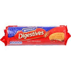 McVities Biscuits Digestives Large 14.1 oz case of 12