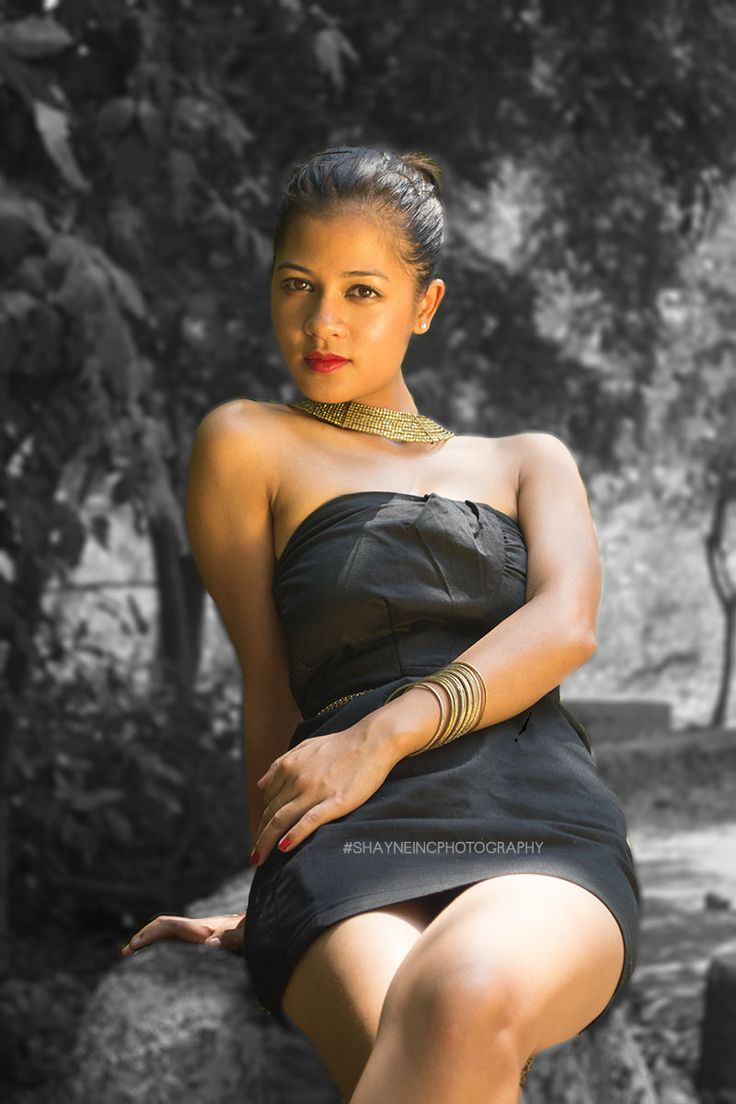 black on black with model wendy at yeoor hills, thane. #shayneincphotography #photoshoot
