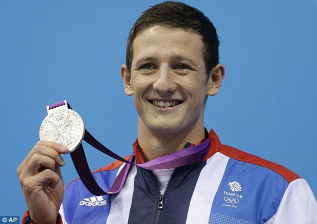 Michael Jamieson's silver medal is Britain's best performance in the pool so far - he set a new British record in the 200m breaststroke final on Day 5 of the London 2012 Olympic Games - the winner, Hungarian Daniel Gyurta, set a new world record