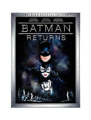 Batman Returns (DVD, 2005, 2-Disc Set, Special Edition) | DVDs & Movies, DVDs & Blu-ray Discs | eBay!