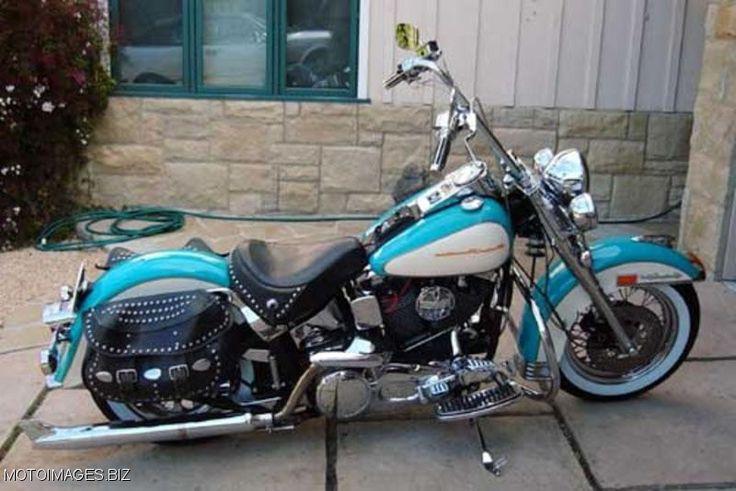 2014 Harley Davidson Heritage Softail | Motorcycles | Pinterest | 2014