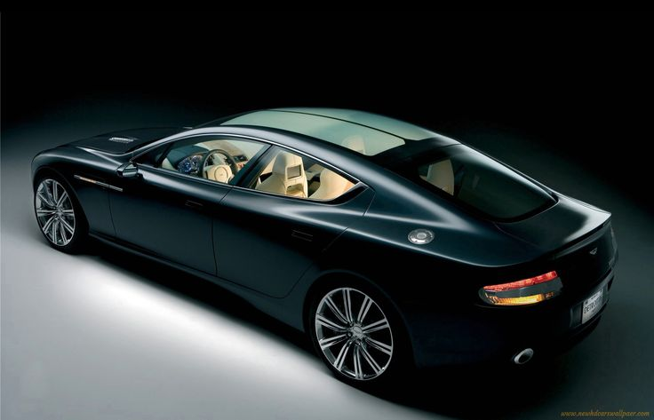 Image for aston martin rapide concept