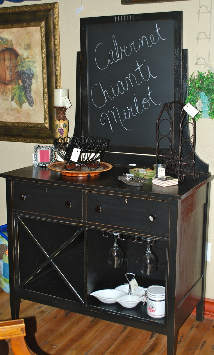What To Do With An Old Dresser That Has A Broken Mirror