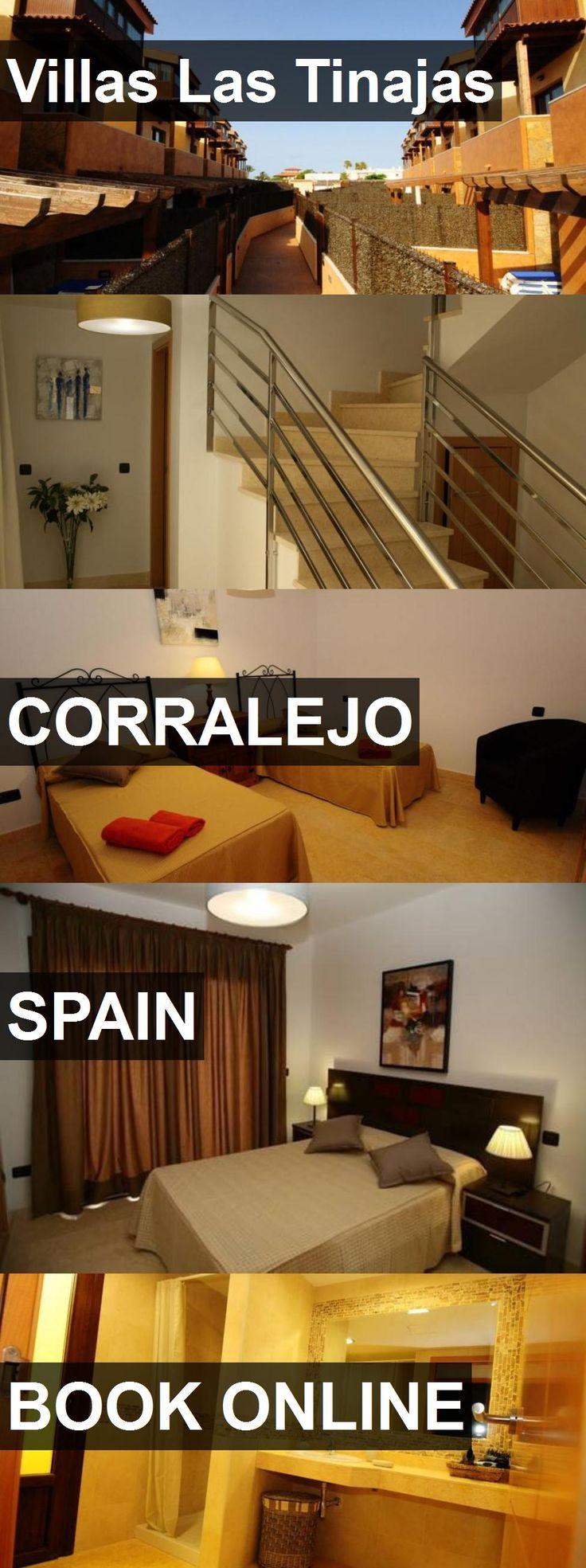 Hotel Villas Las Tinajas in Corralejo, Spain. For more information, photos, reviews and best prices please follow the link. #Spain #Corralejo #VillasLasTinajas #hotel #travel #vacation