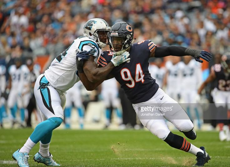 Carolina Panthers v Chicago Bears : News Photo