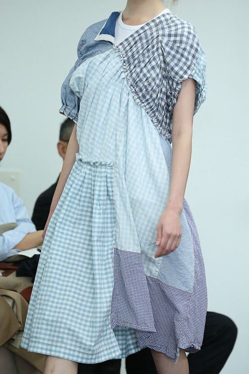 [No.63/70] tricot COMME des GARÇONS 2013春夏コレクション | Fashionsnap.com