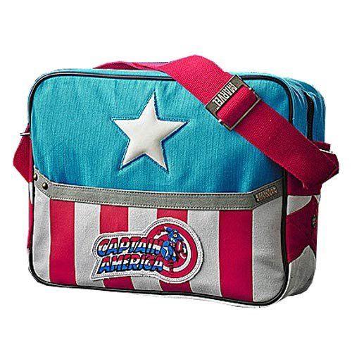 Captain America Collection Messenger Bag BB Designs http://www.amazon.com/dp/B00GH13MD8/ref=cm_sw_r_pi_dp_dIXZtb0H58VNZF8Z