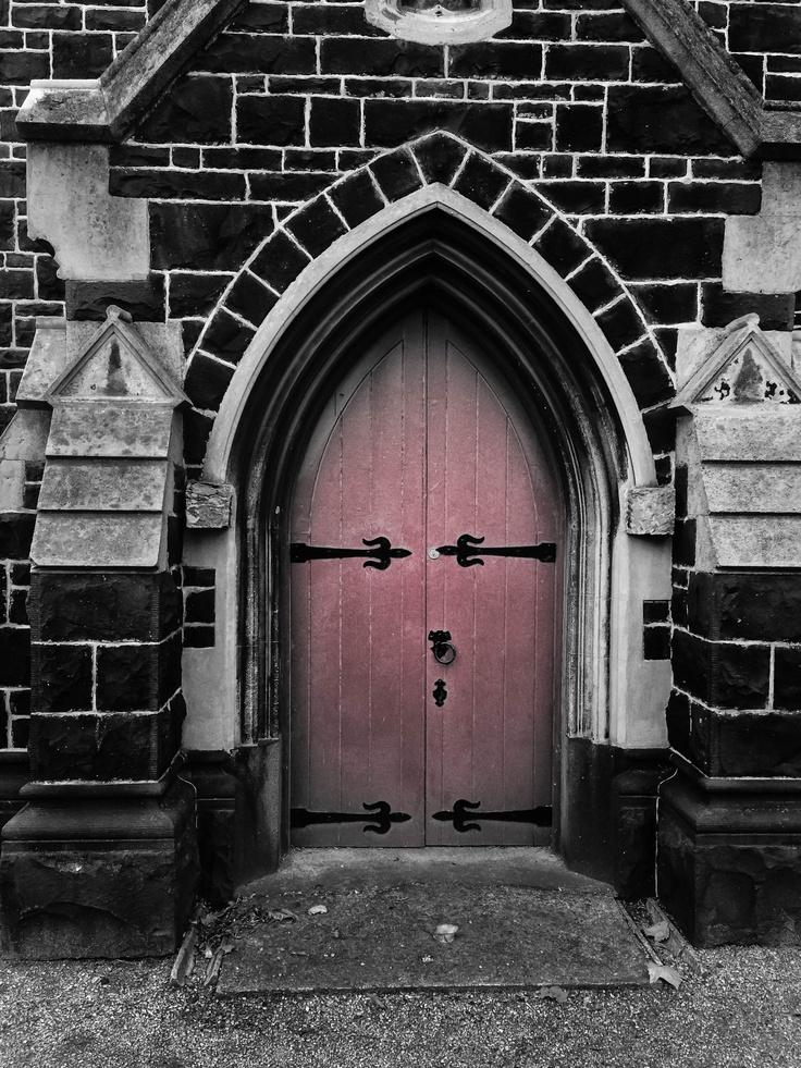 Church Door, North Melbourne