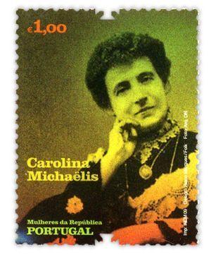 """CAROLINA MICHAELIS (1851-1925) - Filóloga portuguesa, por casamento e por devoção nasceu na Alemanha.Chegou ao Porto em 1876.Em 1877 está uns meses na Biblioteca da Ajuda, """"meses felizes e saudosos"""", a """"decifrar e copiar, com paixão e paciéncia , essas pájinas seis vezes seculares"""", ou seja, o Cancioneiro da Ajuda.Romancista, destacou-se no ensino.Foi a 1ª mulher admitida como professora universitária na Faculdade de Letras de Coimbra. tudocultural.blogspot.pt/2010_03_01"""
