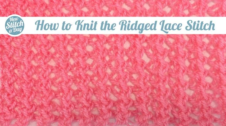 98 best Knitting - Stiches images on Pinterest