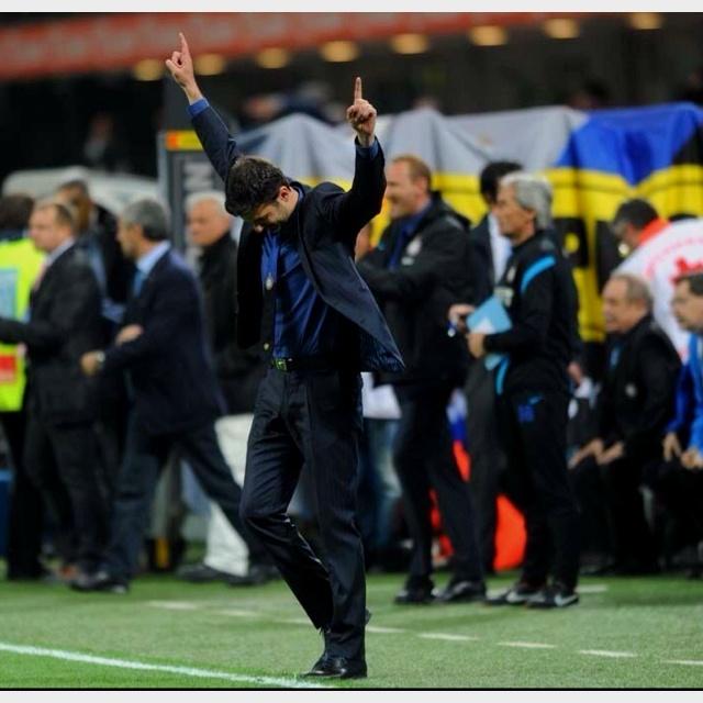 Mr. Stramaccioni after Inter-Milan 4-2 ( May 6th 2012)