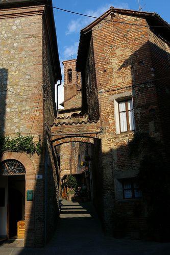 Citta della Pieve, Umbria, Italy