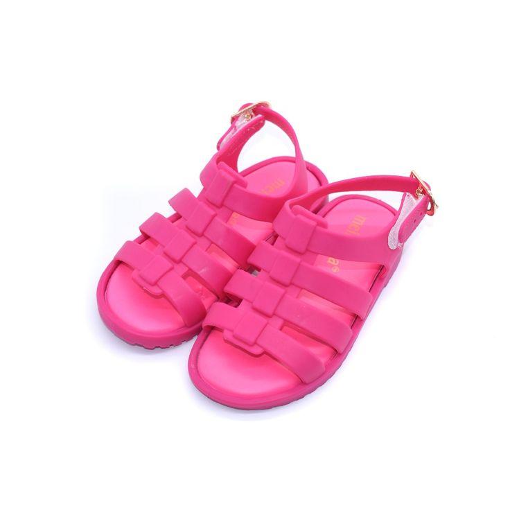 Mini Melissa Sandals New Rome Girls Sandals Children Melissa Jelly Shoes Summer Sandals Boys Hollow Jelly Shoes Soft Bottom #Affiliate