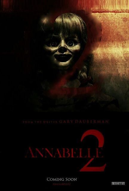 Gruesome Hertzogg Podcast  : Movie Trailers: Annabelle 2 (2017) Trailer