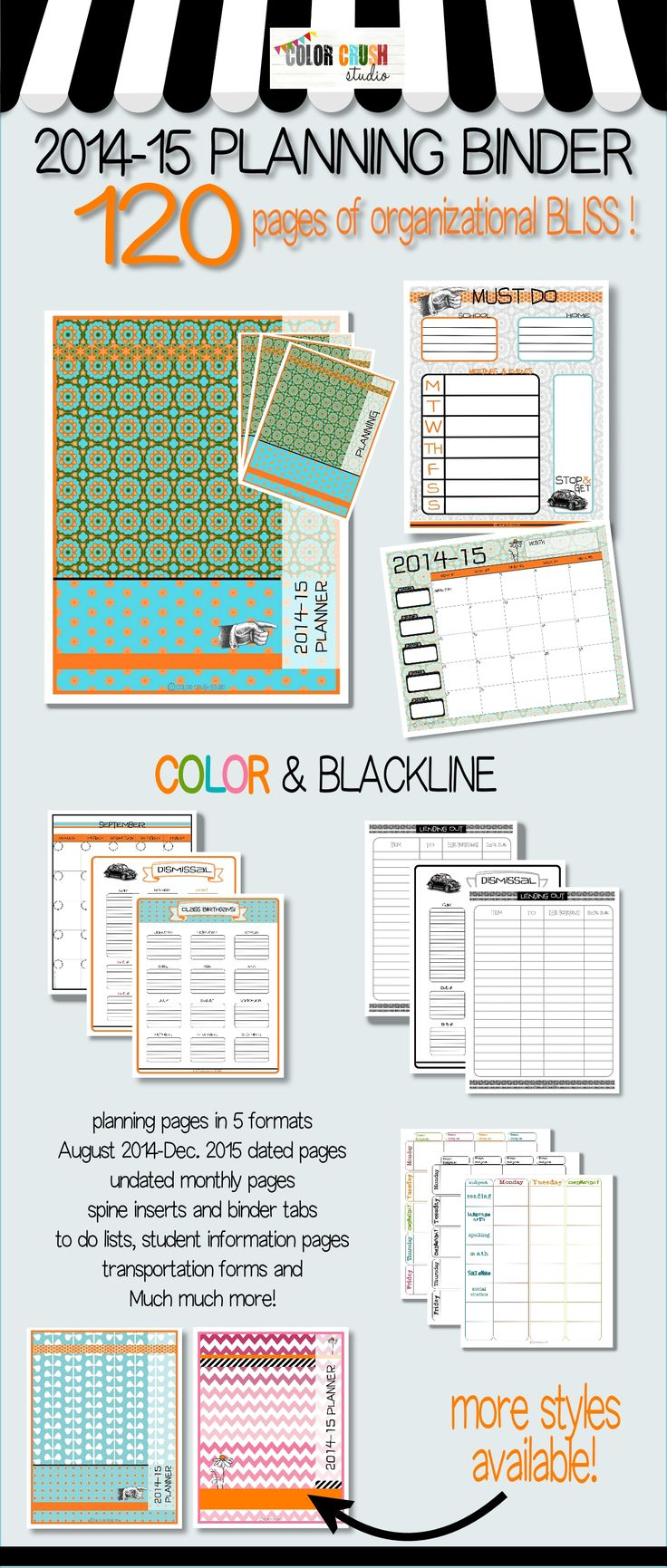 66 best fifth grade images on pinterest school teaching and design does make a difference lets face it you are going to be looking at this planner a great deal so it must be well designed and functional fandeluxe Gallery