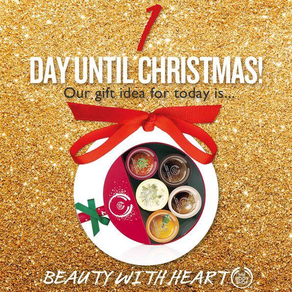 1 day till Christmas!