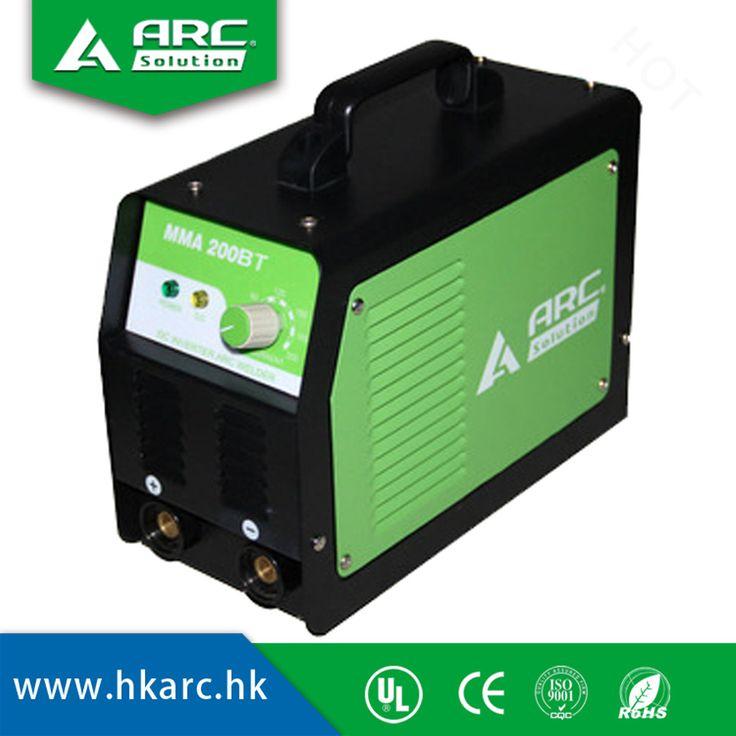 MMA200BT 220V/380V Dual voltage inverter hand arc welder