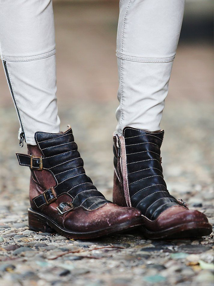 Freebird by Steven Bodine Ankle Boot at Free People Clothing Boutique