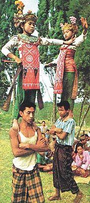 Sanghyang Deling di Kintamani