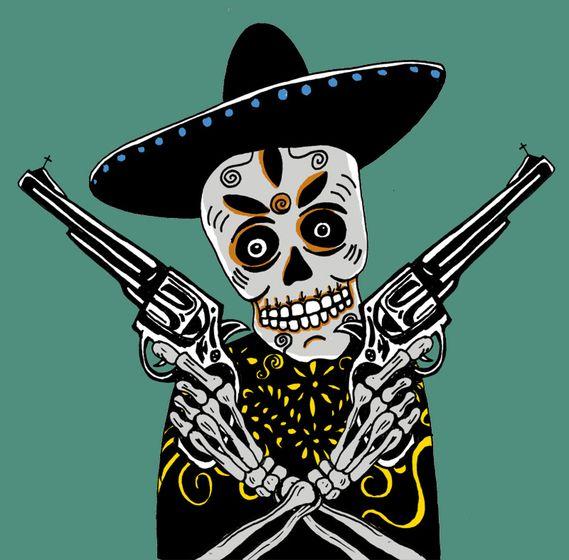 – Mexican Skeleton / ke$ha