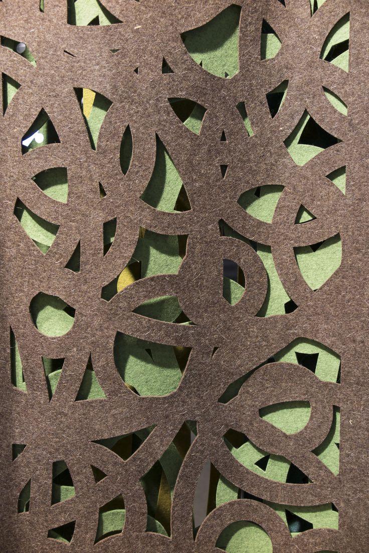 1000  images about indretning med filt on pinterest