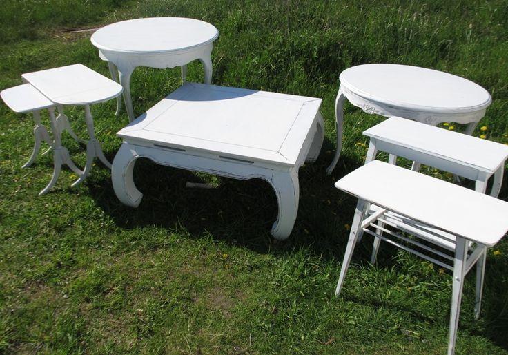 6 Nyanser av vitt :)