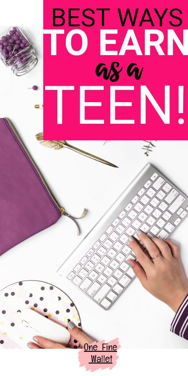 Career options for teens
