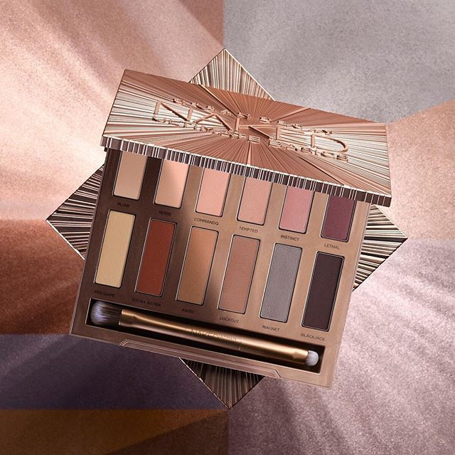 Urban Decay Naked Ultimate Basics Palette | StyleCaster