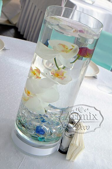 Орхидеи в оформлении свадьбы