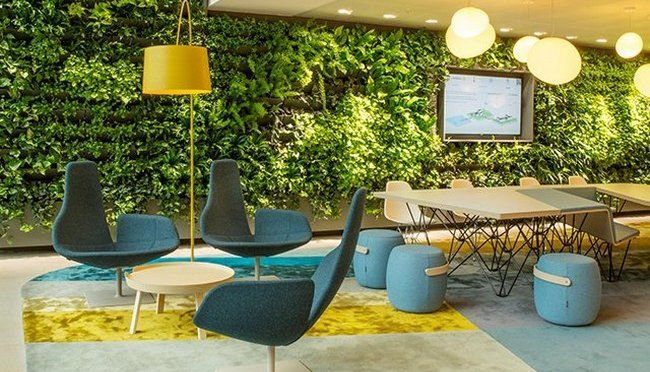 The benefits of Biophilic design for health & wellbeing ...