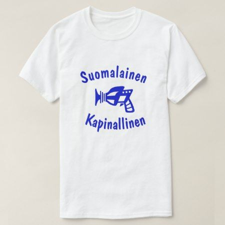 suomalainen kapinallinen Finnish Rebel T-Shirt - tap, personalize, buy right now!