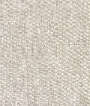 7 Oz Oatmeal/Gold Metallic Linen Fabric - $21.8 | onlinefabricstore.net