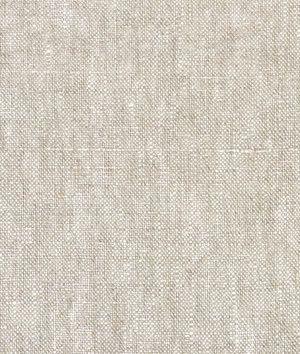 7 Oz Oatmeal/Gold Metallic Linen Fabric - $21.8 | onlinefabricstore.net