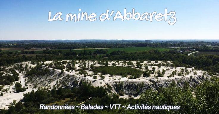 Mine et Terril d'Abbaretz | Balade et rando - Loire-Atlantique | RDVLudique