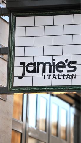 Jamie's Italian | UK
