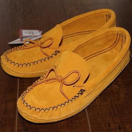 how to clean leather moccasin slippers