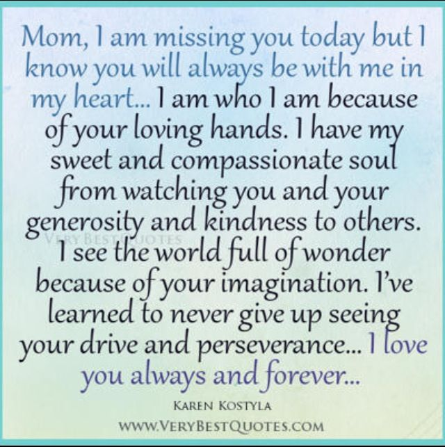 Will Be Missing You Quotes: 1000+ Missing Mom Quotes On Pinterest
