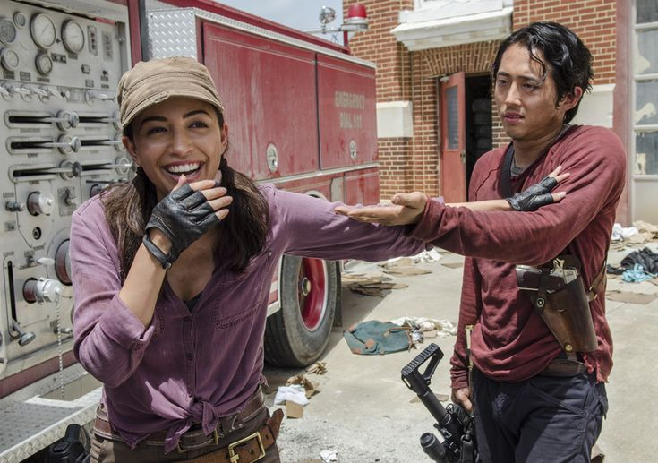 The Walking Dead: 32 Behind-The-Scenes Photos To Make You Love The Show Even…
