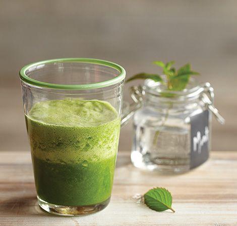 Vitamix | Spinach Cocktail