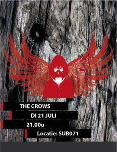 crows Poster Juli