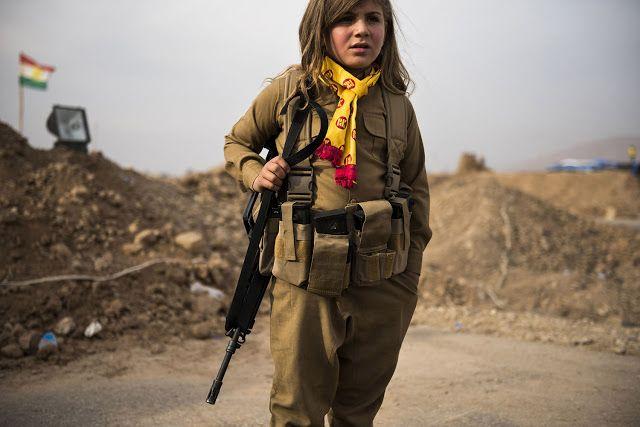 A batalha por Mosul (Odd Andersen / AFP / Getty)
