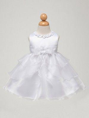 13 best baptism images on Pinterest | Children dress, Infant dresses ...