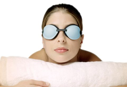 Dry Eye Relief Kit -- I would also like this for my chronic dry eye and for when I have headaches.
