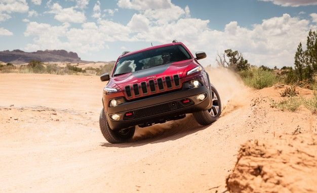 #Jeep Recalling 168,000 2014–2015 Cherokees for Unintended Airbag Deployment #Recall
